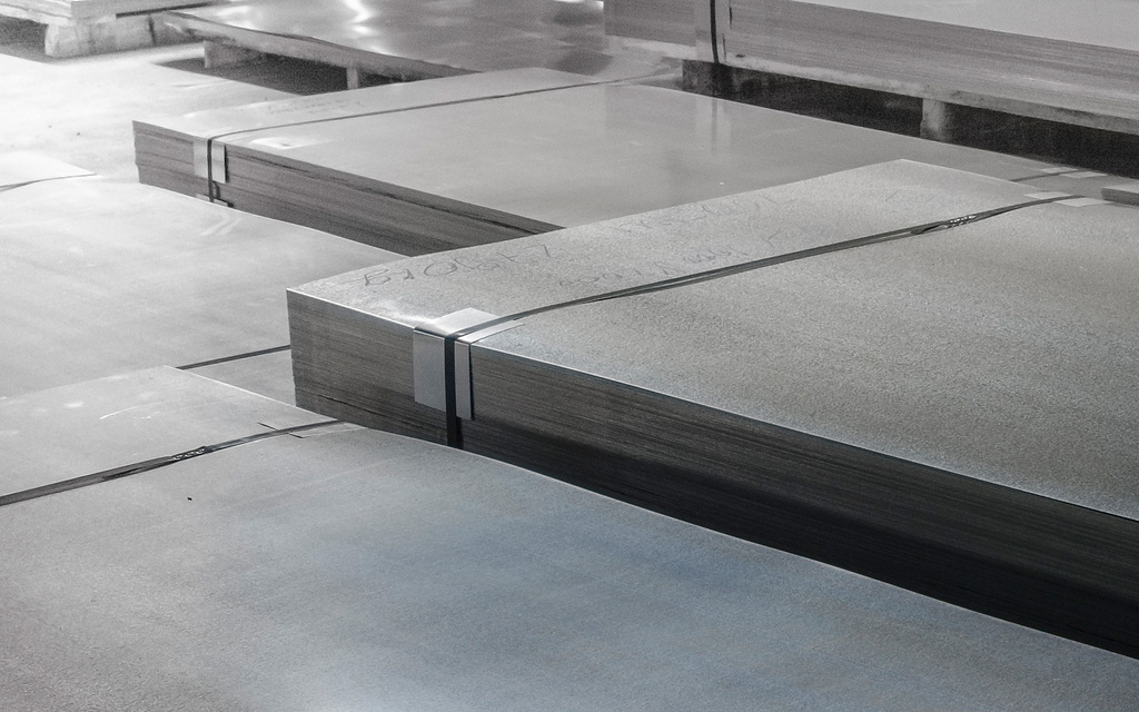 Stainless steel sheet 2